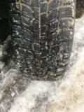 Шины шипованные 215/65/р16. Фото 4.