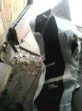 Задний бампер нисан алмеро класик. Фото 1.