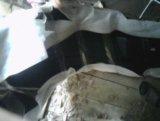 Задний бампер нисан алмеро класик. Фото 2.