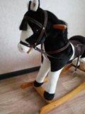 Лошадка качалка. Фото 2.
