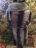 Шуба мутоновая. Фото 2.