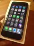 Iphone 7 black 128 gb. Фото 2.