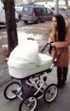 Детская коляска. Фото 1.