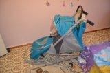 Санки-коляска ника-2. Фото 1.