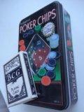 Покерный набор. Фото 1.