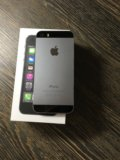 Iphone 5s, space gray, 16gb. Фото 2.
