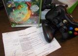Xbox 360 500gb. Фото 1.