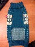 Одежда для собаки . свитер. Фото 2.