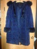 Зимняя пуховая куртка. Фото 3.