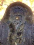 Зимняя пуховая куртка. Фото 2.