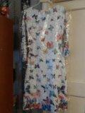 Платье новое. было сделано на заказ. Фото 1.