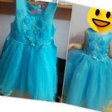Новое,очень красивое,нежное платье. Фото 1.