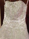 "Свадебное платье ""miss kelly"" франция. Фото 1."