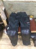 Мото штаны. Фото 3.