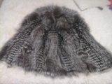 Жилетка  мех чернобурка срочно. Фото 2.