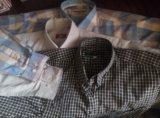 Рубашки мужские  (длинный рукав). Фото 1.