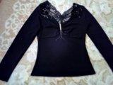 Блузка стрейч для девушки. Фото 1.
