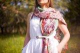 Новая шаль платок oasis. Фото 1.