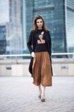 Широкие брюки кюлоты. Фото 1.