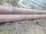 Железные трубы 159мм   1метр 420руб. Фото 1.