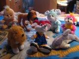 Мягкие игрушки. Фото 2.