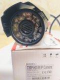 Ip-камера видеонаблюдения. Фото 1.
