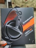 Наушники steelseries siberia 200. Фото 1.