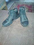 Ботинки зимние ,мужские. Фото 1.