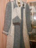 Зимнее пальто р.56-58. Фото 1.