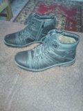 Ботинки зимние ,мужские. Фото 2.