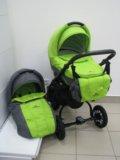 Детская коляска adamex jogger 2в1. Фото 1.