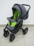 Детская коляска adamex jogger 2в1. Фото 3.
