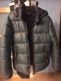 Куртка зимняя ostin, размер м. Фото 1.