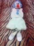 Новогодний костюм снеговика. Фото 2.