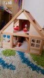 Деревянный домик. Фото 1.