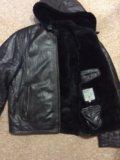 Куртка (дублёнка) мужская. Фото 3.