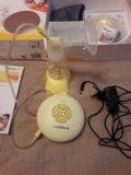 Молокоотсос электрический medela. Фото 2.