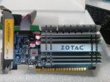 Видеокарта gt630 на 1 гб  видеопамяти. Фото 1.