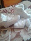 Зимние кроссовки nike. Фото 2.