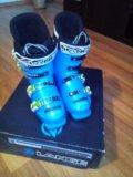 Горнолыжные ботинки (детские). Фото 2.