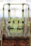 Напольные качели. Фото 1.