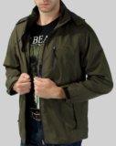 """Спортивная куртка """"jack wolfskin"""". Фото 1."""