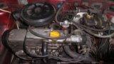 Двигатель 2109. Фото 2.