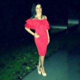 Платье 42-44р-р. Фото 4.