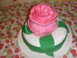 Домашние торты с мастикой на заказ. Фото 1.