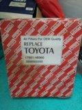 Продам воздушный фильтр toyota17801-46060. Фото 1.