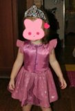 Платье на 1,5 -2 года. Фото 1.