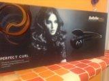 Новая babyliss pro perfect curl. Фото 1.