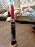 Световой меч. Фото 1.