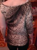 Блузка вечерняя. Фото 1.